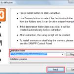 How to setup and configure Local Web Server XAMPP?