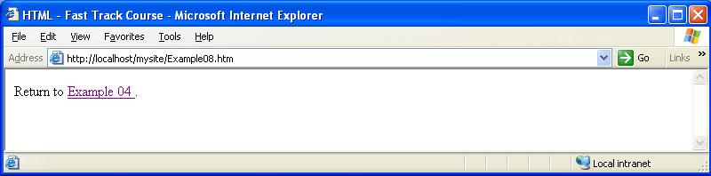 Links and Navigation - Links, Navigation, HTML in Hindi, XHTML in Hindi, Anchor Element - XHTML in Hindi