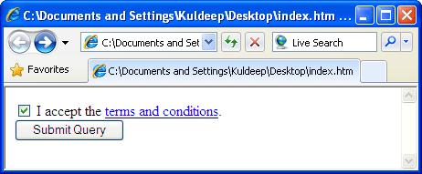 Checkbox Element, Checkbox Control, HTML in Hindi, XHTML in Hindi