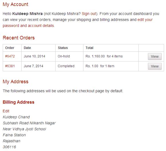 How to Pay using Offline Manual Payment Method - BccFalna.com