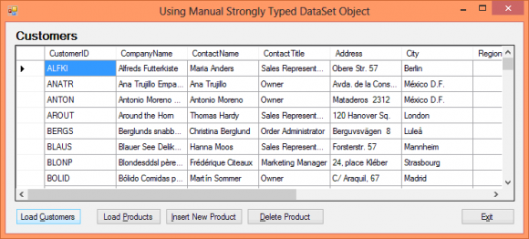 C# Datatable Select & Insert with Generated Code - Hindi