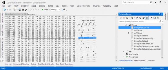 C# XML Serialization - DataSet and DataTable - Hindi