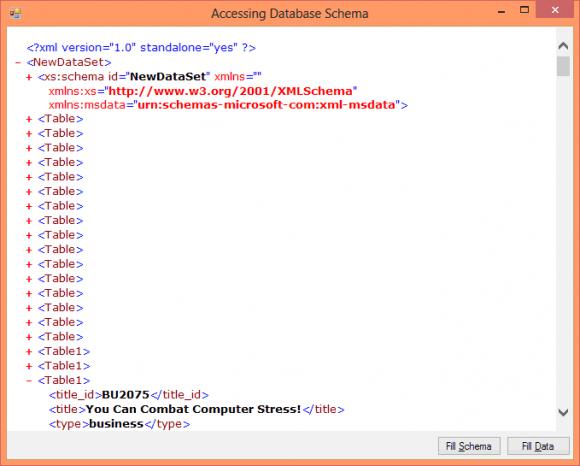 Database Schema Query - Hindi