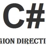 Region in C#