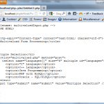PHP Response Headers Setting