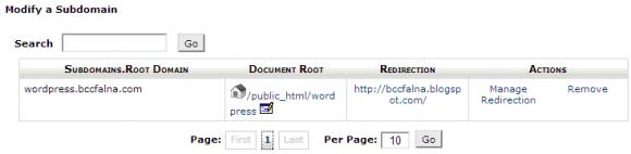 cPanel Domain Management - Hindi