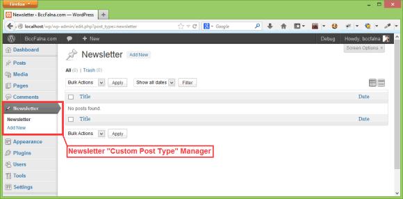 Custom Post Type - Template - Hindi