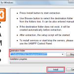 How to setup and configure Local Web Server XAMPP?