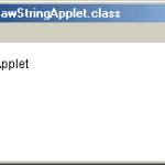 How to Create a Java Applet