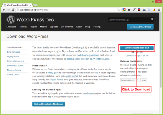 How to Install WordPress Manually