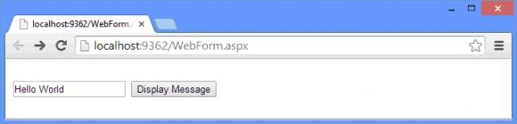 ASP.NET Postback - BccFalna.com