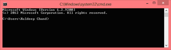 Path Setup in Windows using Command Prompt in Hindi