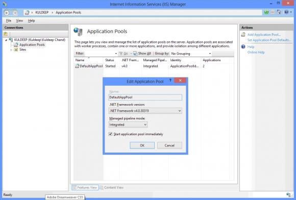 ASP.NET and IIS - The Microsoft's Web Server Environment in Hindi
