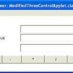 Absolute Layout of Java GUI Components