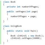 C# Static Class