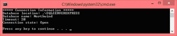 C# Connection Object - Disconnected Layer - Hindi