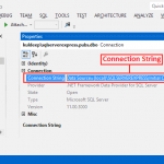 Connection String Examples – Creating Connection Object