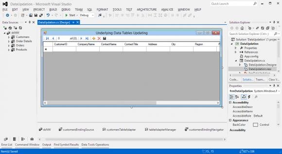 Data Updating - ADO.NET Objects - Hindi