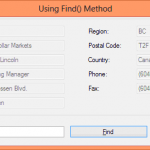 DataTable Select C# Example for Single & Multiple Records