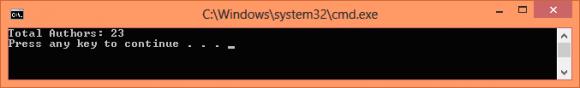 Execute Scalar - ADO.NET Command Object - Hindi