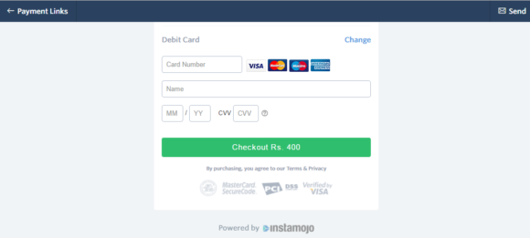 How to Pay Online - Instamojo - Hindi