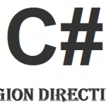 Region in C# - Hindi