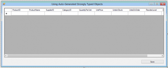 Working with Strongly Typed using Data Source - Hindi