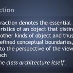 Abstraction in PHP