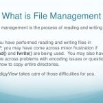 File Management in PHP