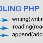 How to Open PHP File - File Handling in PHP. Hindi