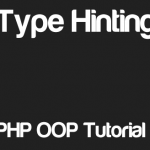 PHP Type Hinting - Hindi