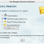 cPanel File Manager - Hindi