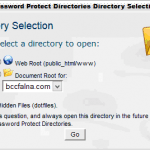 cPanel Security Management