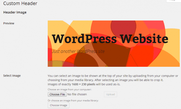 How to Edit Header in WordPress - Hindi