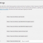 WordPress Permalink Settings - Hindi