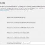 WordPress Permalink Settings - Hindi