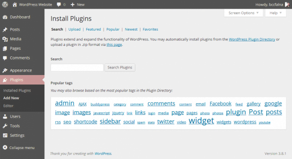 WordPress Plugins Management - Hindi