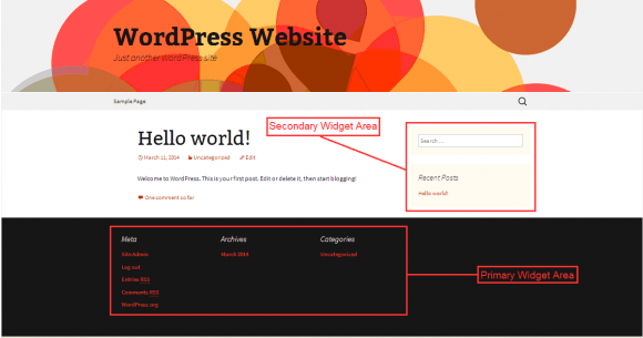 WordPress Widget Tutorial - Hindi