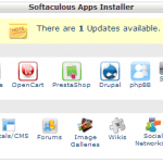 cPanel – Softaculous Apps Installer