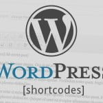 WordPress do_shortcode – The Shortcode API