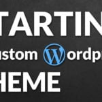 Custom Wordpress Theme Development - Hindi