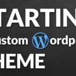Custom Wordpress Theme Development - Hindi