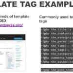 WordPress Template Tag - Hindi
