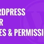 WordPress User Permissions