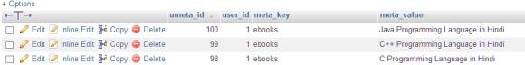 WordPress get_user_meta - User Metadata Management in Hindi