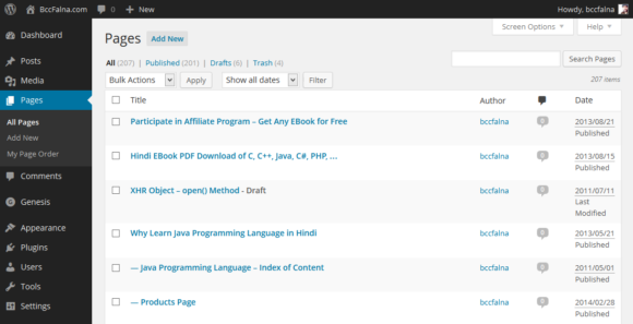 WordPress Custom Post Type, Post and Page - Hindi