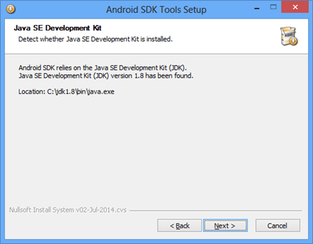 Android Studio Setup for Android App Development