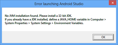 Android Studio Setup - Step by Step