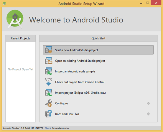 Android Studio Setup - Step by Step 17