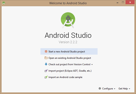 Android Studio Tutorial First App - Step by Step Discussion